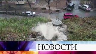 В Приморье ликвидируют последствия шторма, который обрушился на регион.