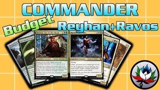 "MTG – Ravos, Soultender/Reyhan, Last of the Abzan $50 ""Budget"" Commander/EDH Deck Tech!"