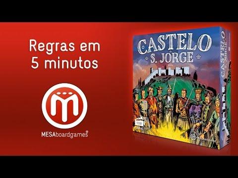 Jogo Castelo de S.Jorge em 5 minutos!