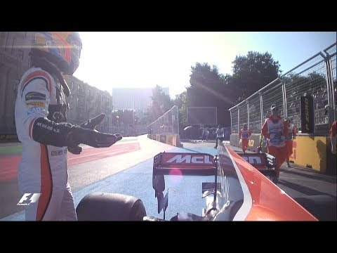 F1: Funniest Moments Of 2017