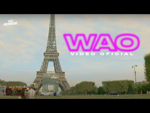 Sech - Wao (Video Oficial)