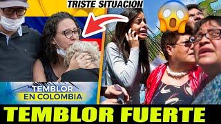 ➕ ULTIMA HORA HACE UNAS HORAS Fuerte temblor de intensidad 4.2 en Santander COLOMBIA ALERTA NACIONAL