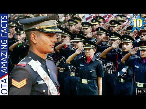 Officers Training Academy - Top 10 Amazing Facts About OTA Chennai & OTA Gaya (Hindi)