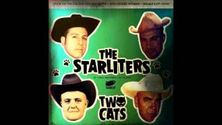The Starliters - two cats
