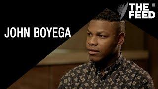 John Boyega: How Star Wars emptied his Bank Account