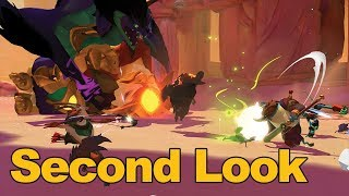 Gigantic Gameplay Second Look - MMOs.com