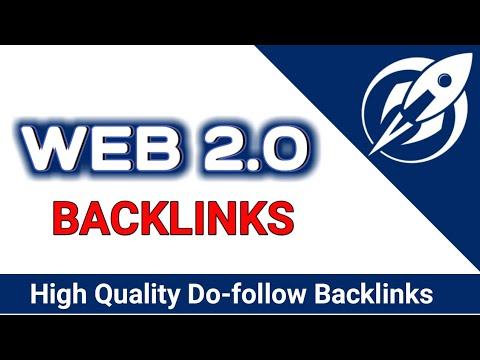 Create Proper Web 2 0 Backlinks | Web 2 0 submission for High Quality  Backlinks Part-1[Hindi]
