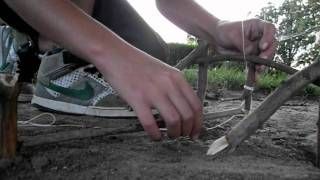 How To Make A Squirrel Snare