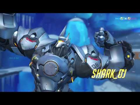 Overwatch 1vs1 - SHARK_DJ on board