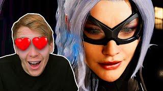 Spider-man + BlackCat = kærlighed!? - [Spider-Man DLC 1] - Ep 4