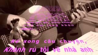 Chiều Vàng - Nguyễn Văn Khánh - Classical Guitar Trémolo Romantic Melancholic ~ 1944