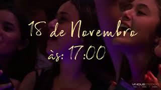 Venha me ver em São Paulo | 18 de Novembro