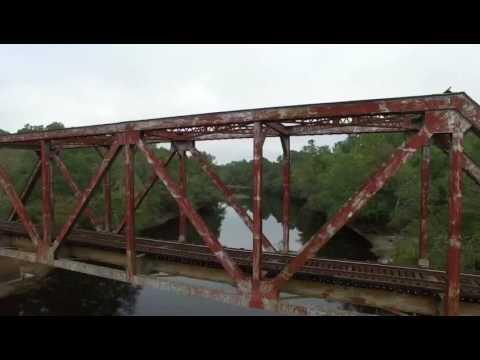 Satilla River, Waycross Ga