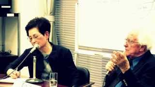 ヨハン・ガルトゥング博士とモンテ・カセム館長の対話 「アジアの平和に向かって」 2/2