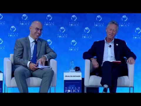 WPC 2019 - Plenary session 1 : World political economic outlook in the context of the rise of China