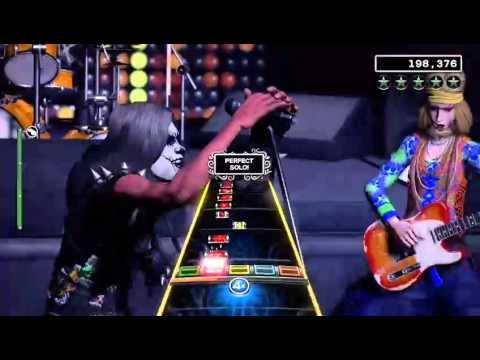 Rock Band 4 - Evile - Thrasher  - 100% Guitar FC