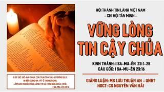 HTTL TÂN MINH - Chương trình thờ phượng Chúa - 03/05/2020