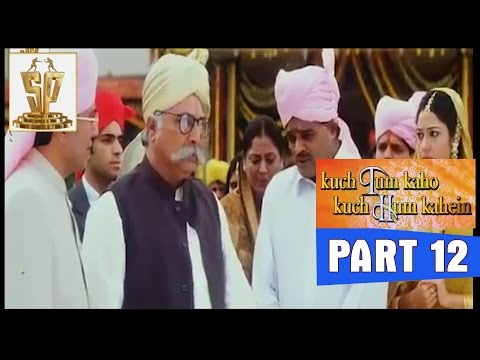 Kuch Tum Kaho Kuch Hum Kahein Hindi Movie   Parts 12 lFardeen Khan  Richa Pallod  Suresh Productions