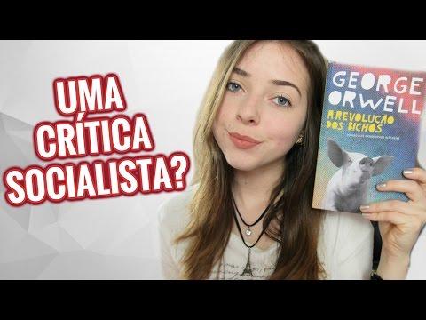 A REVOLUÇÃO DOS BICHOS: UMA OBRA ANTITOTALITÁRIA | Beatriz Back