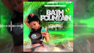 White Nyke - Bath Fountain - May 2019