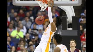 Tennessee vs. Colgate: First-half highlights