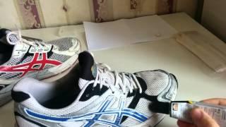 Лайфхак - зашиваем кроссовки в сеточку