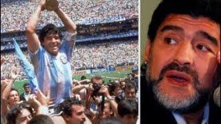 """Diego Maradona är död • Robert Prytz efter beskedet: """"Fantastisk spelare"""""""