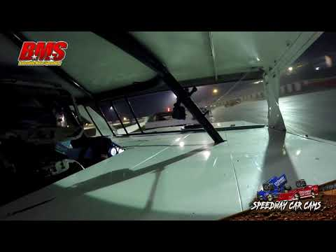 #17 Ashton Wilkey - Open Wheel Mod - 9-15-18 Batesville Motor Speedway - In Car Camera