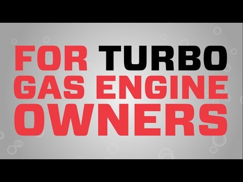 (Absolutely) Yes, you can use Sea Foam Spray to clean a turbo gas engine