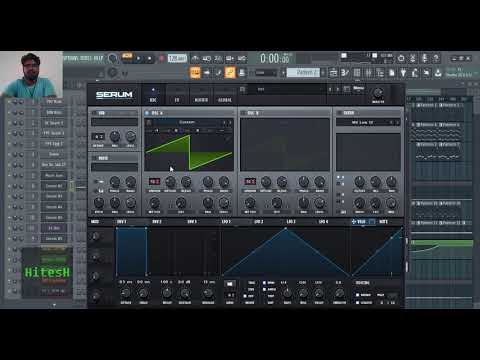 deadmau5 - Monophobia (feat. Rob Swire) FL Studio 20 Remake/Tutorial by HitesH [FLP IN DESC]
