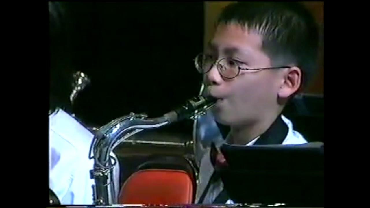 3rd Asian Symphonic Band Compitition 2001 : Rajavinit Matthayom Band