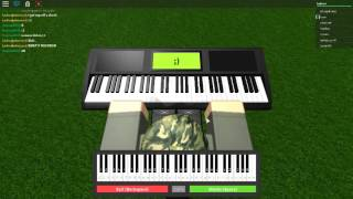 LIVE WHILE WERE YOUNG ONE DIRECTION | ROBLOX VIRTUAL PIANO