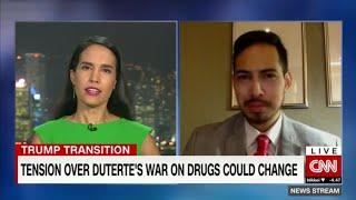 Richard Heydarian CNN Interview Prediction on Duterte-Trump Bromance