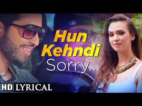 Hun Kehndi Sorry   Official Lyrical Video [Hd]   Mavi Singh   Latest Punjabi Songs