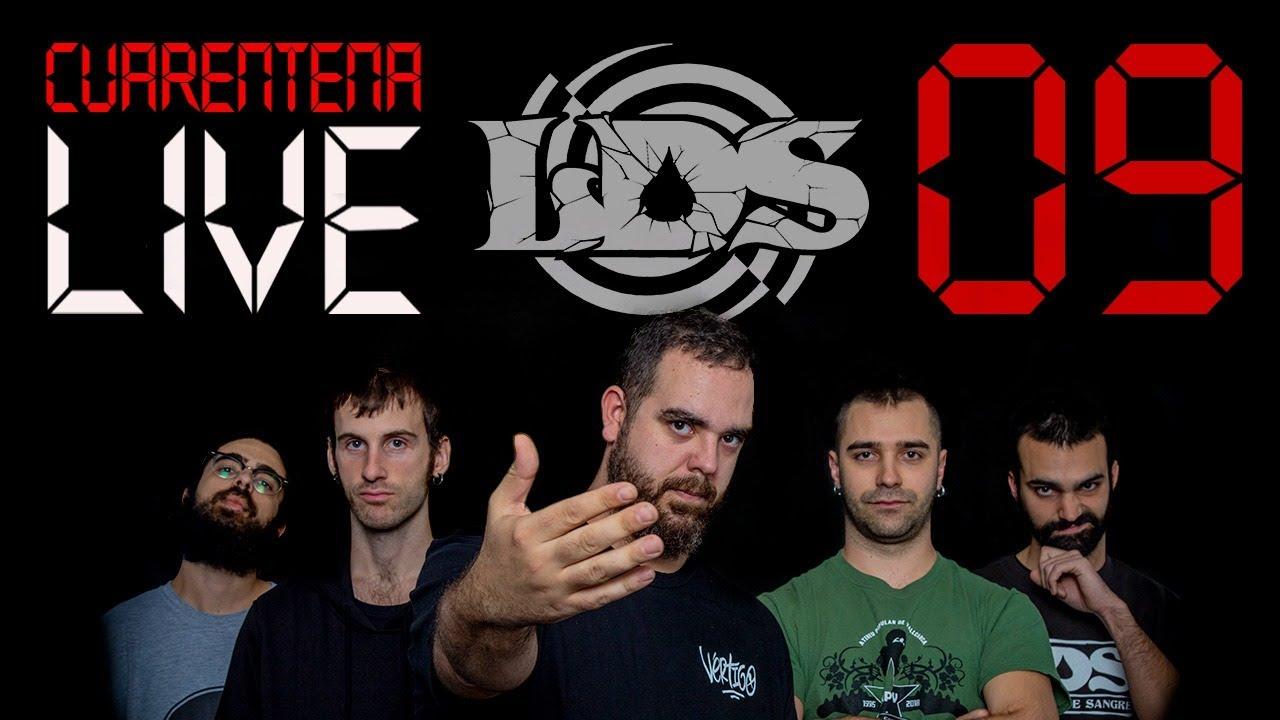 Cuarentena LIVE #09 LDS