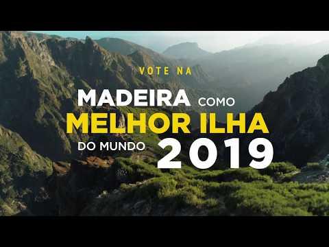 Madeira | Nomeada para Melhor Ilha do Mundo 2019