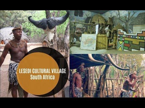 Lesedi Village