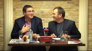 """Clubul de presă """"Rezonanța Socială"""" cu Renato Usatîi: """"O discuție fără bariere și limite!"""" 12.11.14"""