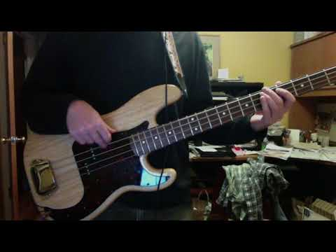REM Bass Cover Radio Free Europe