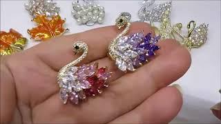 🌸💍💎#бижутерия #197💎💍 🌸AliExpress🌸 🌸 Jewelry from China🌸 Jewelry with Aliexpress 🌸