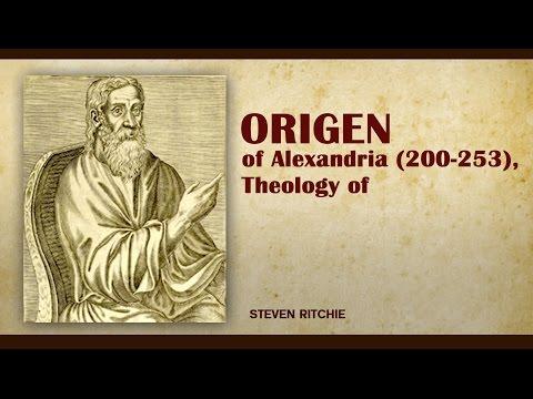 Origen of Alexandria, Theology of
