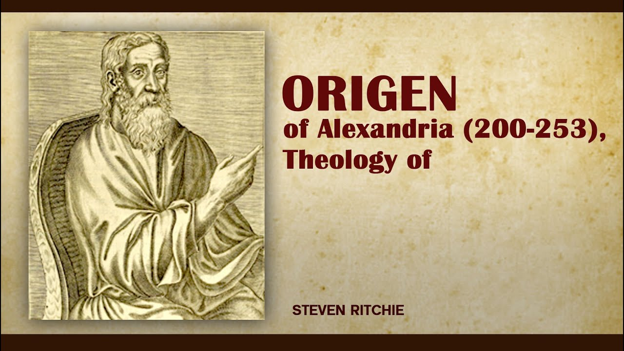 origen of alexandria the greatest and most controversial mind in pre constantinian church Origen of alexandria probably born at alexandria in egypt around 184 ce, origen of alexandria is considered among the most brilliant, prolific writers of the early christian church he was a highly educated man trained in both christian literature and greek philosophy.