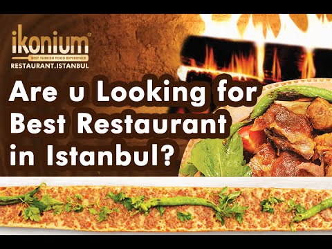 Ikonium Etiler - Restaurants in Istanbul