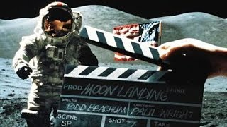 Proof The Moon Landing Was Fake & Filmed In Studio – Conspiracy Theory