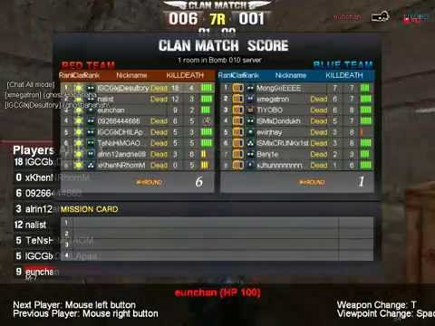 Point Blank PH feat. Desultory - Global Core Gamers vs. Solid Malabon