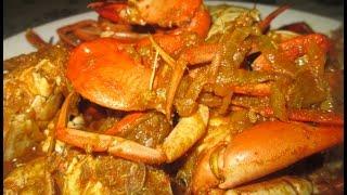 Kakrar Jhol(Indian/Bengali Crab Curry Recipe)