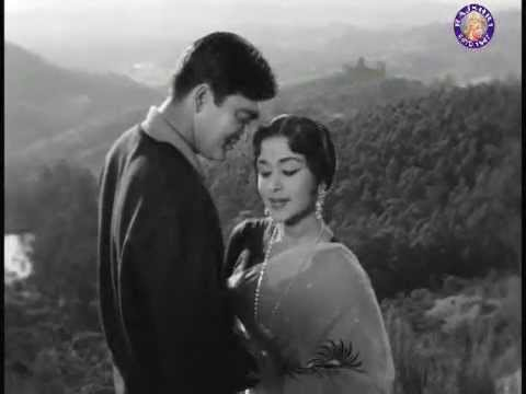 Agar Teri Jalwa - Sunil Dutt & Saroja Devi...