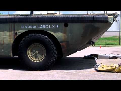 Repeat Lane Motor Museum: LARC-LX (Lighter, Amphibious Resupply