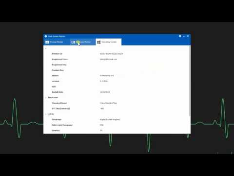 How to monitor your computer performance and hardware configuration - Wise System Monitor Tutorial
