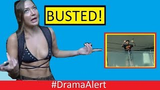 Jake Paul's Fake Girlfriend BUSTED! #DramaAlert FaZe Banks ATTACKED! Deji Lambo Spray Painted!